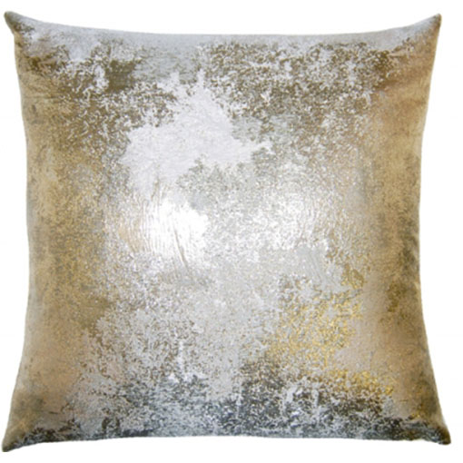Square Feathers brillante antiqued