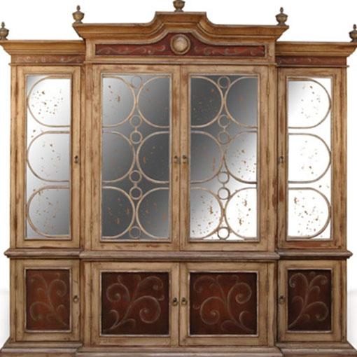Peninsula Cabinet Elysee Curio XL
