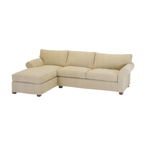 Best Slip Cover Cindy Sectional w Chaise