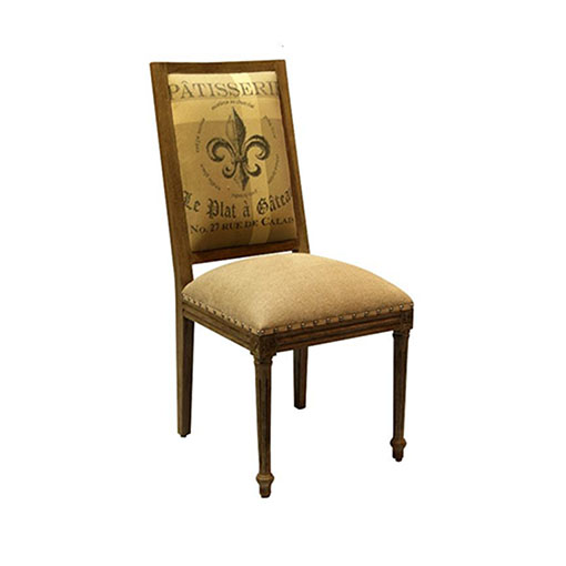 Peninsula Dining Chair French