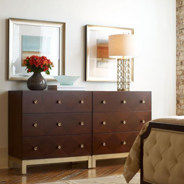 Highland House Duo Bunching Dresser