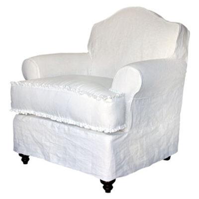 Sofa ChairWhite 34567