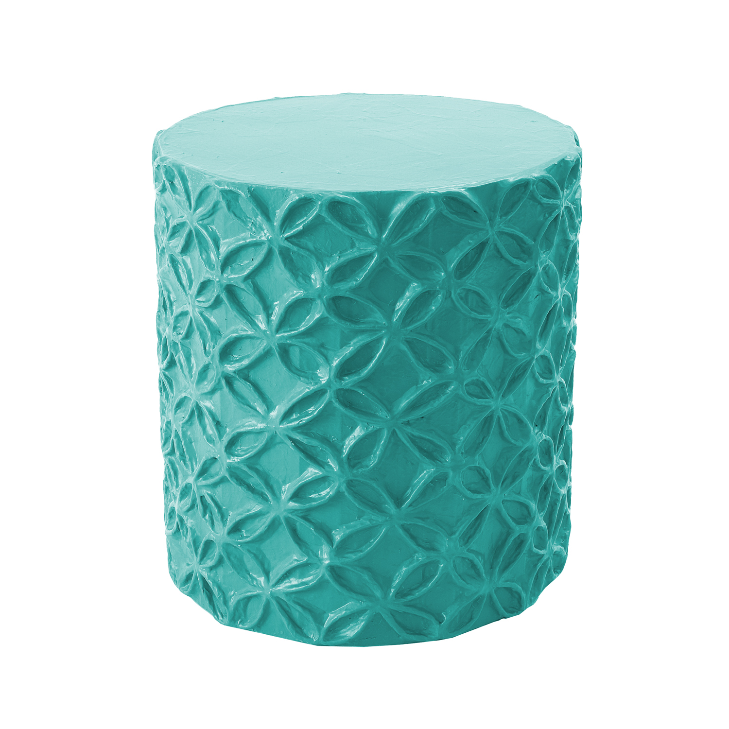 flower-stool-accent-table-bahaman-sea-blue