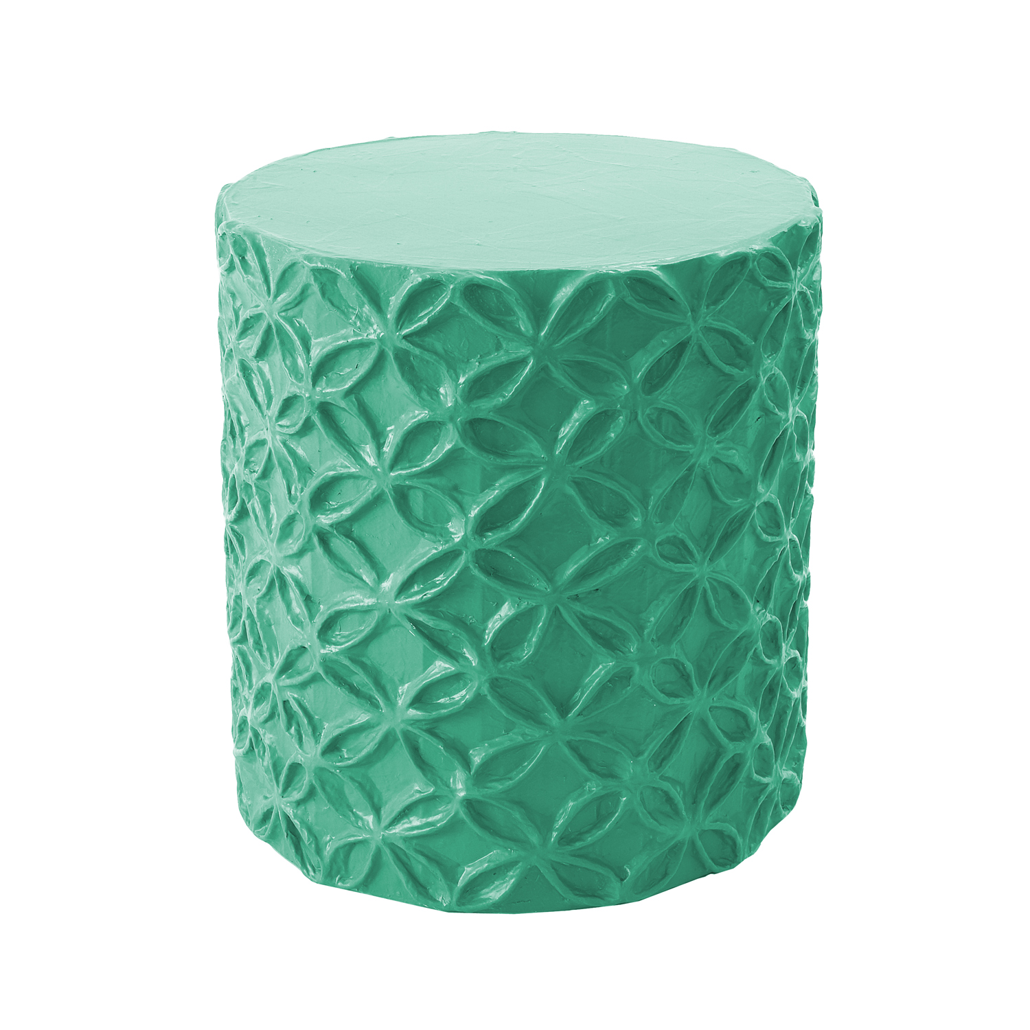 flower-stool-accent-table-stray-dog-aqua