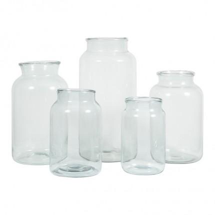 Mason Jar Clear